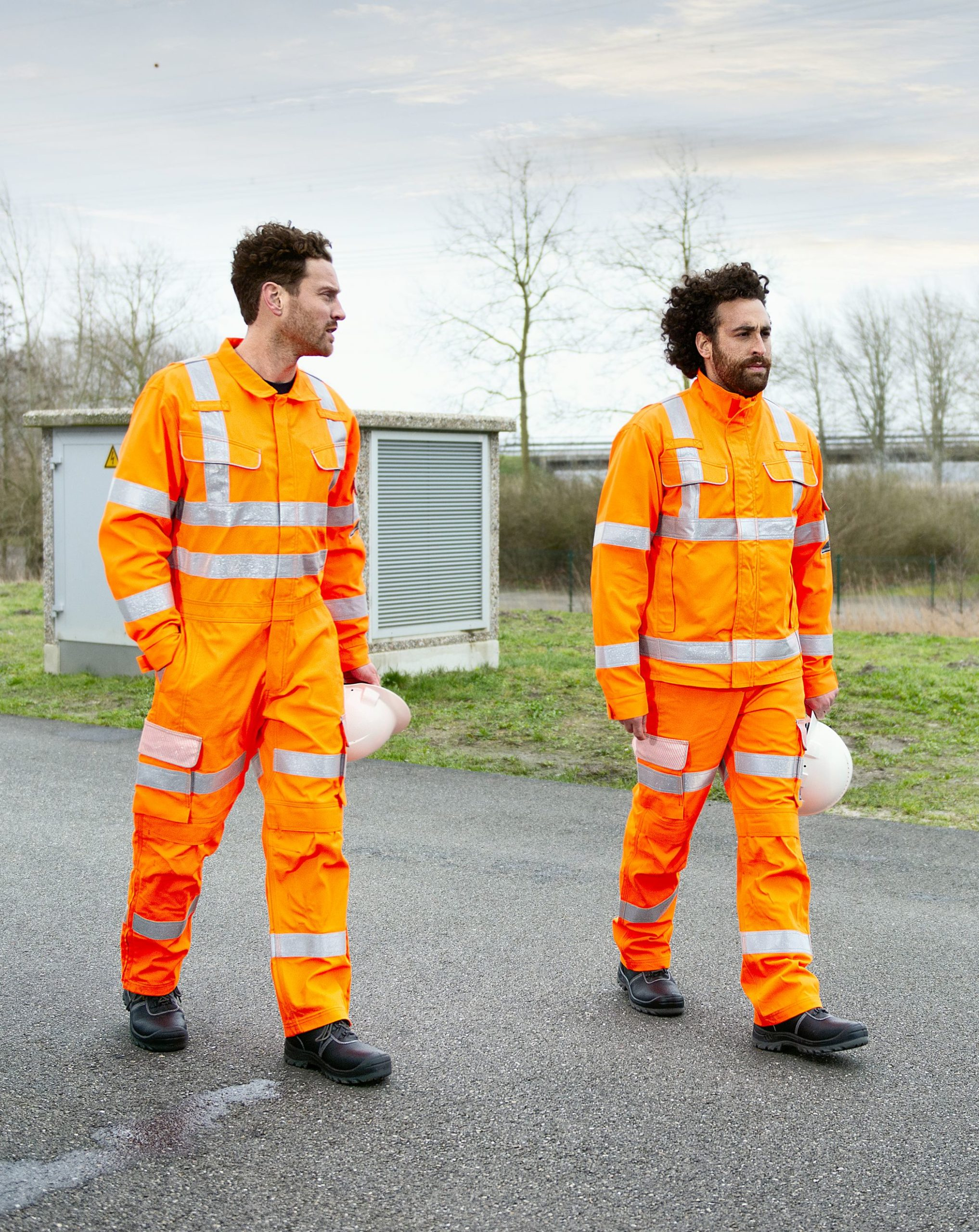 Ballyclare's new ProTec range brings higher standards of protection to the workwear market