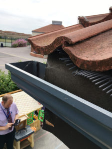 roofing BMI underlay support trays