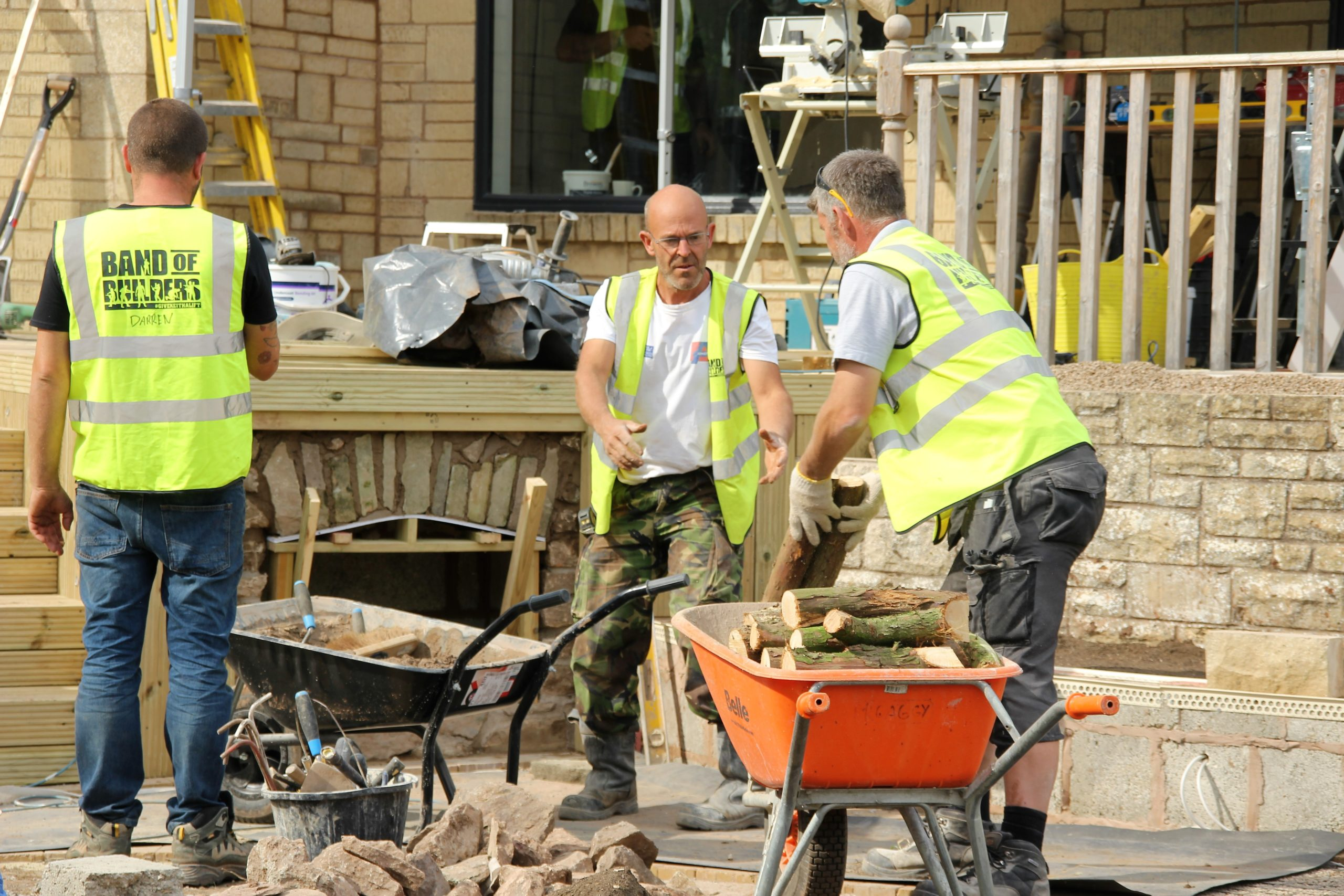 Band of Builders launches hardship fund to help tradespeople affected by coronavirus crisis