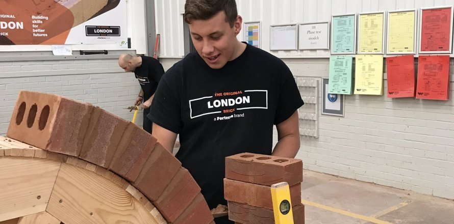 Are you the country's best bricklayer?