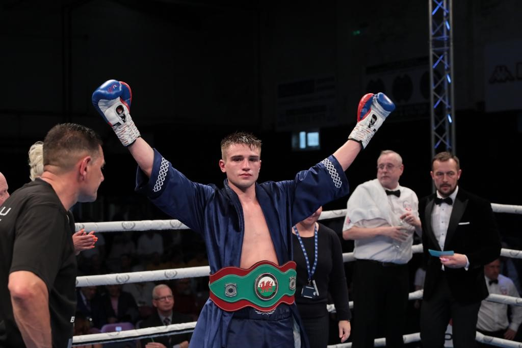 Kieran Gething: Being a builder and a boxer