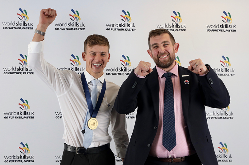 2019 SkillBuild winners revealed