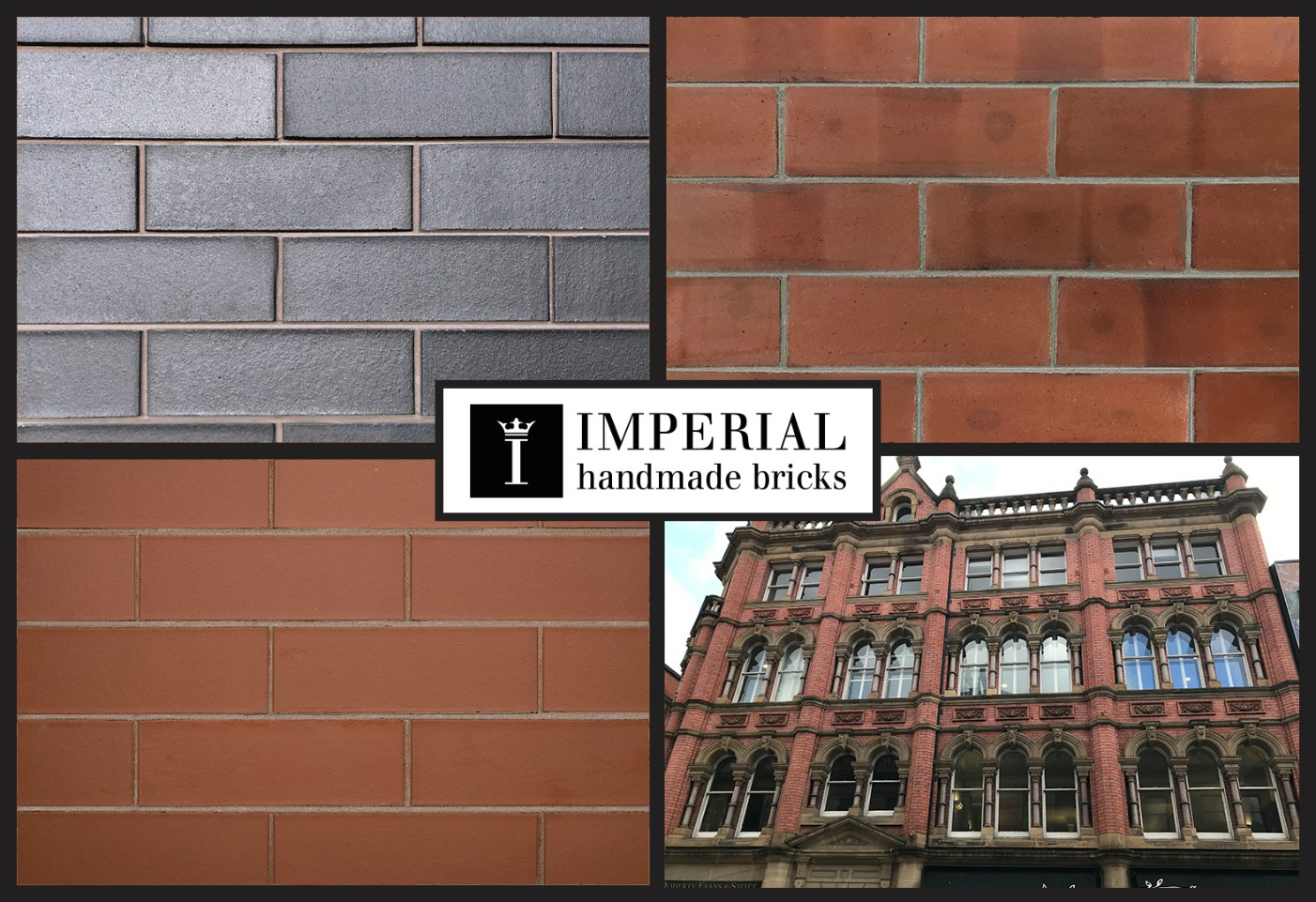 New Imperial pressed and engineering bricks for North & Midlands