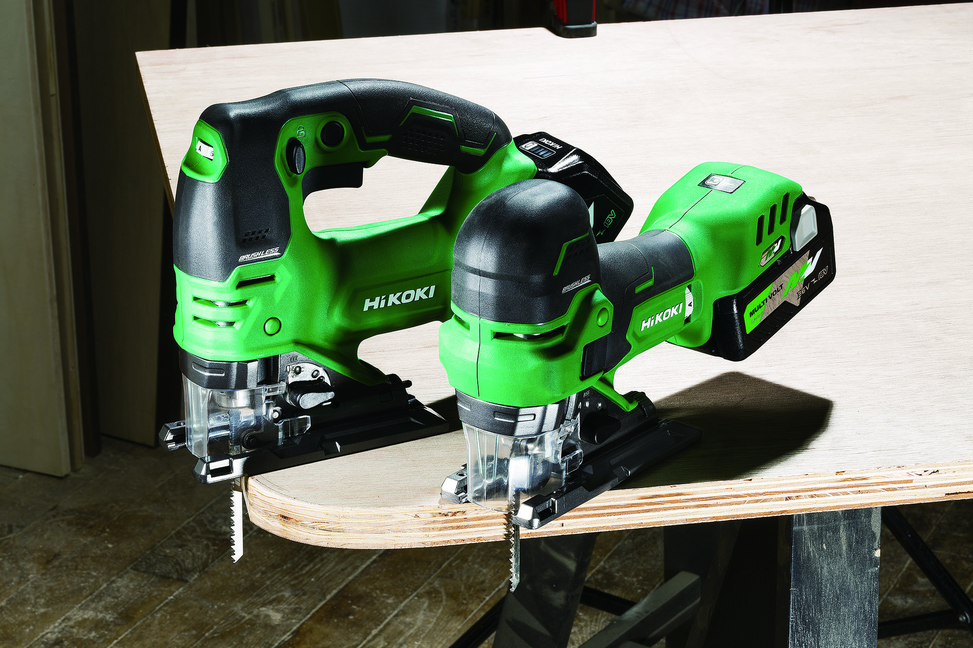 Powerful, Fast and Precise: HiKOKI launches CJ36DA and CJ36DB cordless Jigsaws