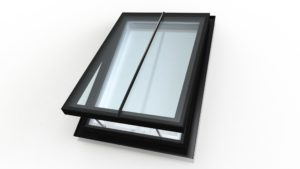 conservation luxlite rooflight