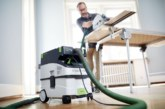 Making dust extraction easy with Festool