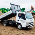 BUILDERS WHEELS: FUSO Canter