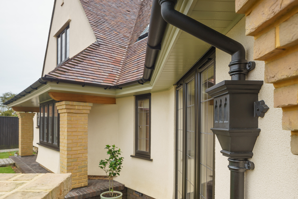 Step-by-step: installing cascade rainwater solutions