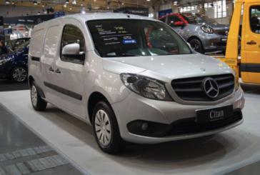 Mercedes-Benz Citan revealed as the most fuel-efficient van to buy in 2020