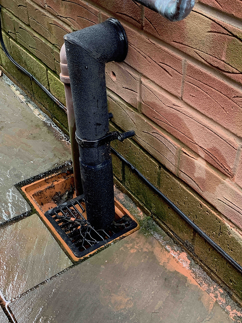 Call for new homes to include insulated condensate pipes