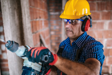 Technology to help prevent damage to construction workers' hearing