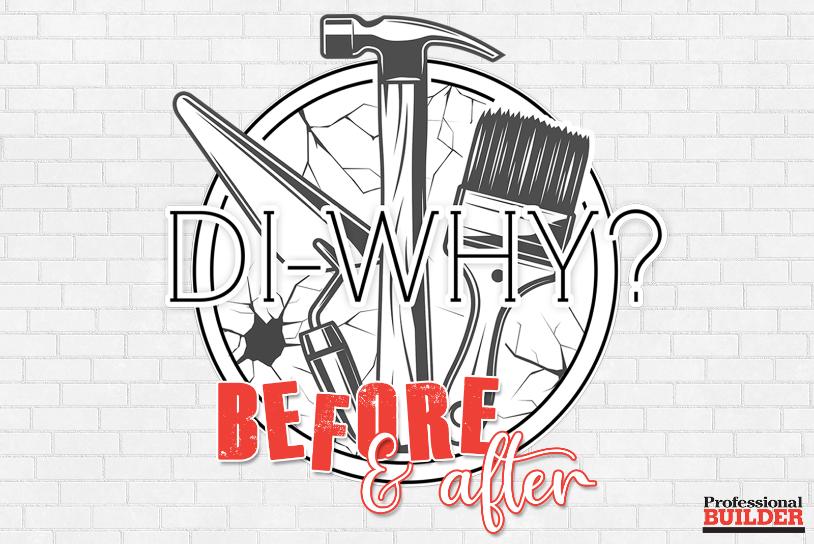 Introducing DI-WHY?'s 'before and after' series