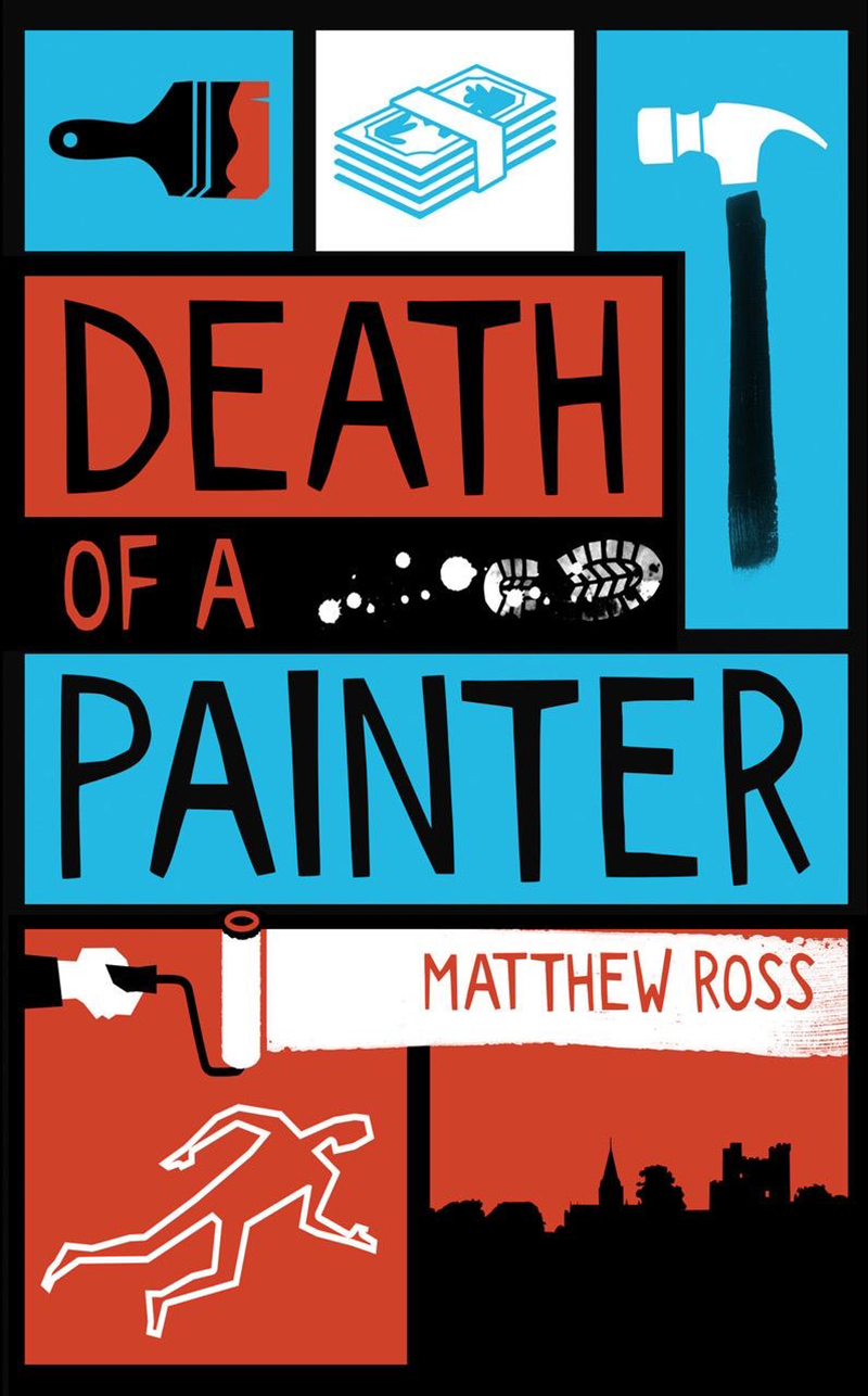 Image result for death of a painter matthew ross