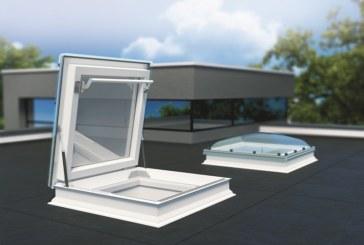 Fakro: Flat Roof Windows
