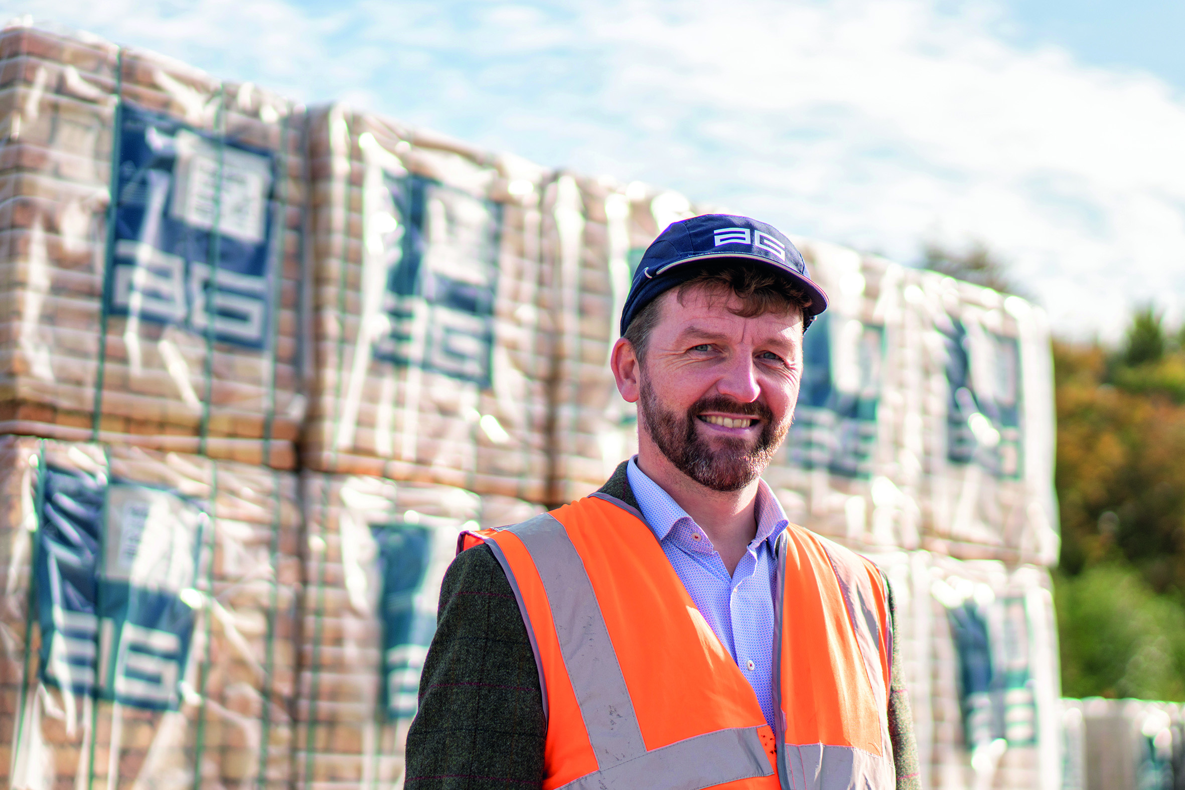 AG Invests in Production Line as Demand for Facing Bricks Doubles