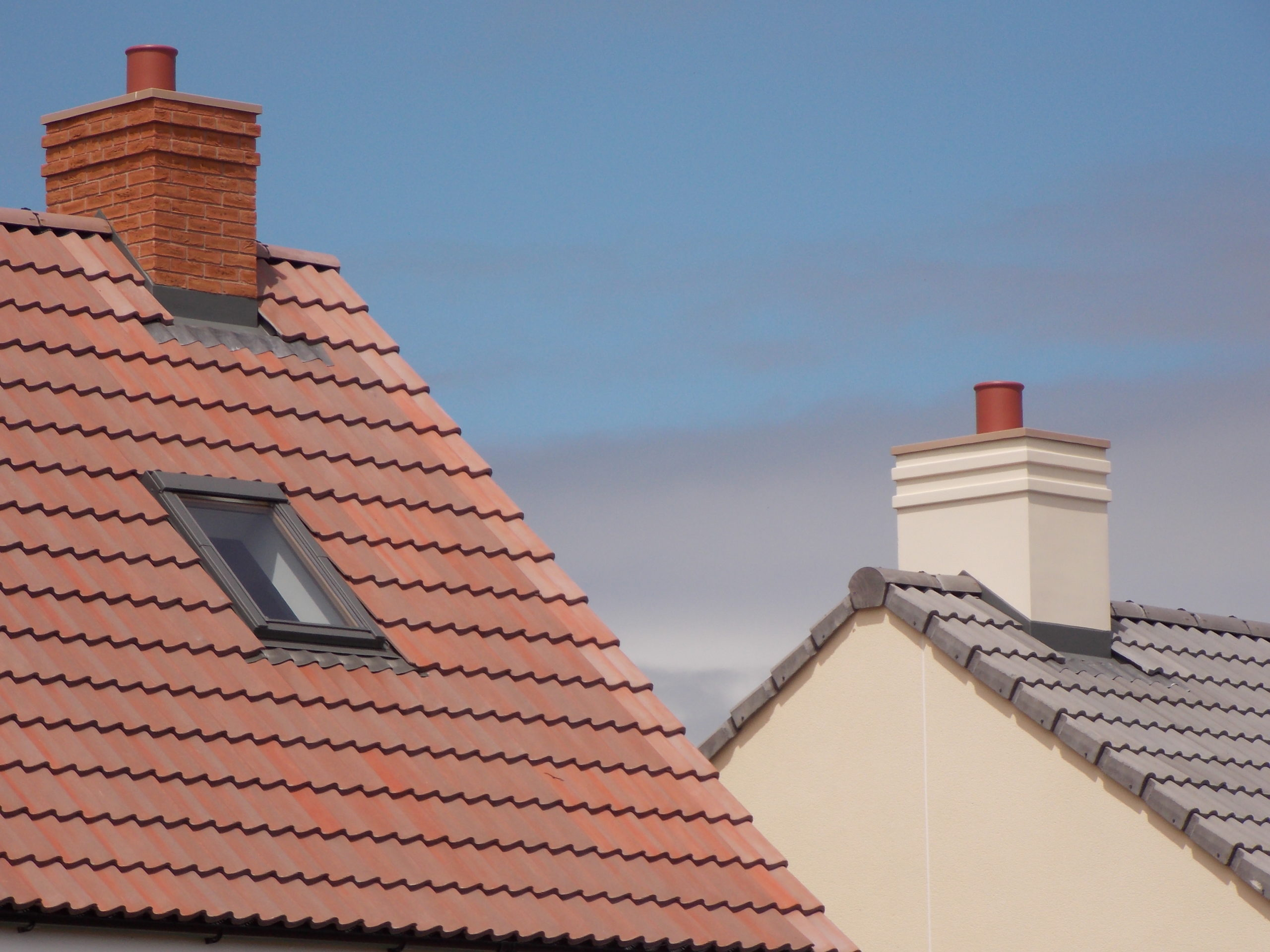 A house isn't a home without a chimney
