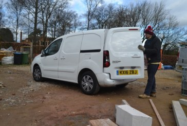 BUILDERS WHEELS: Citroen Berlingo