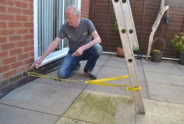 Inventor's Corner: Evenna Ladder Clip