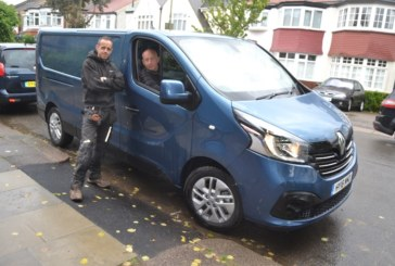 Family Way: Professional Builder and Renault Visit Madden Builders
