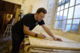 Creating modern designs with OSB