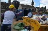 Bullseye! Professional Builder Visits Builders in a Vauxhaull Vivaro Sportive