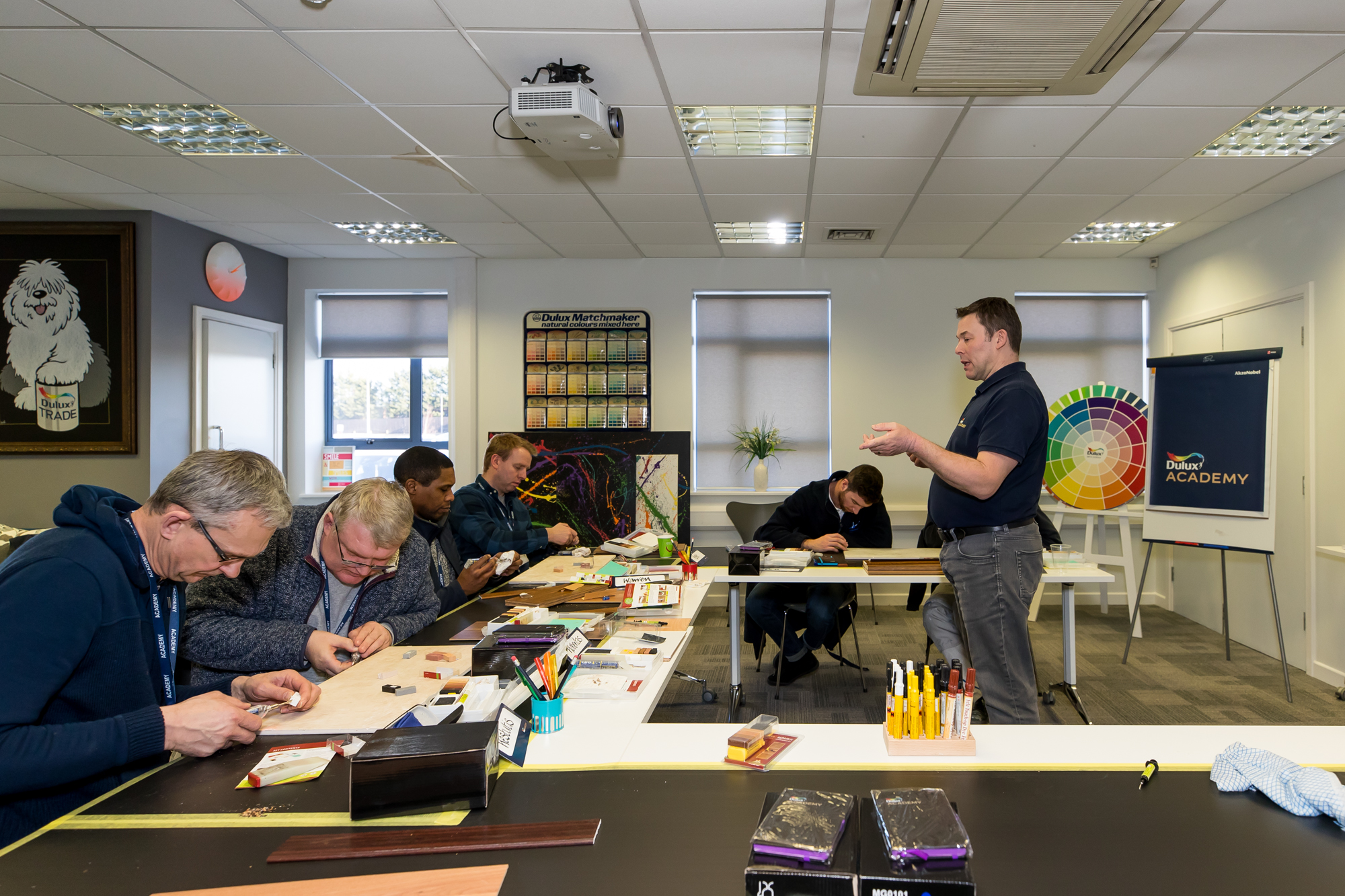 Inside The Dulux Academy (Part Three)
