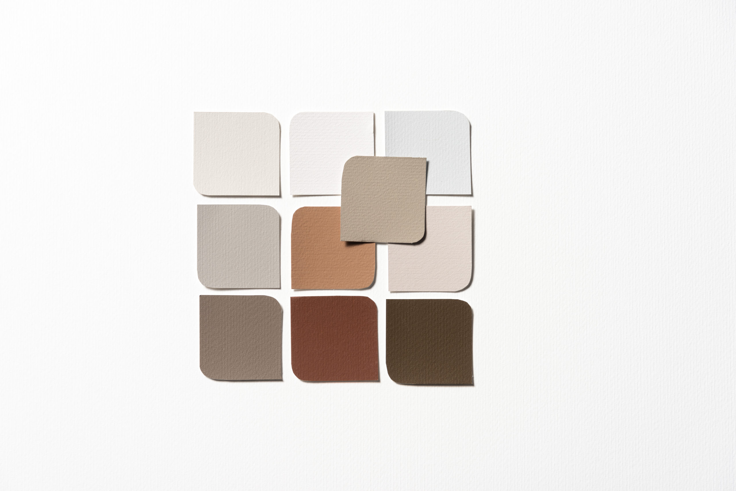 DULUX announces Colour of the Year 2021 - BRAVE GROUND - Trust Palette - 1