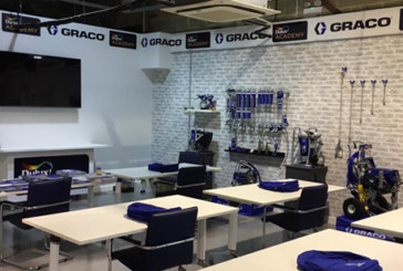 Dulux Academy unveils new  spray theatre in partnership with Graco