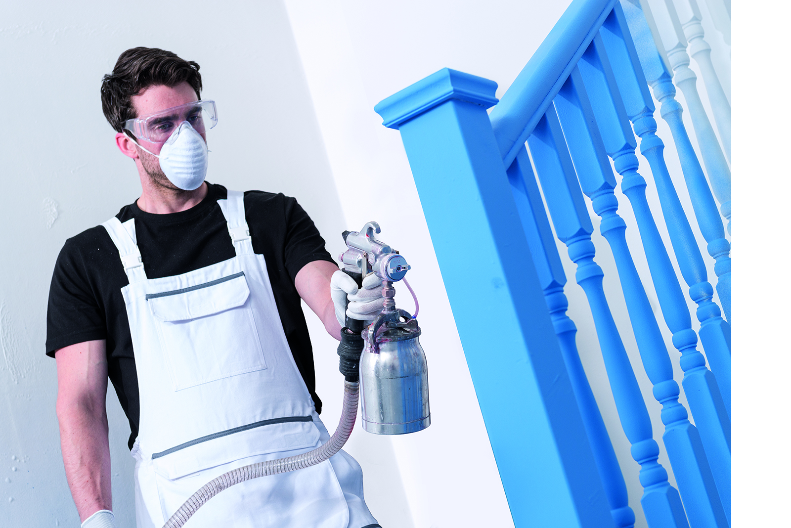Brand new spray range comes to Dulux Decorator Centre