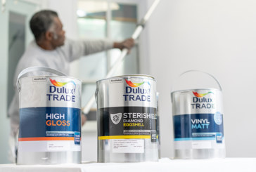 NHS donation from Dulux Decorator Centre