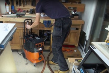 An 'Extract' Science: Fein's Dust Extractors