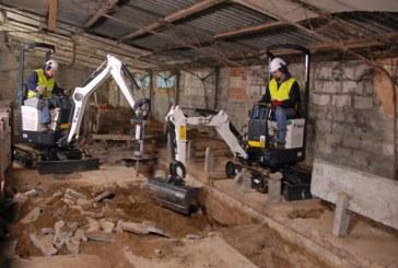 Bobcat: Mini-Excavators