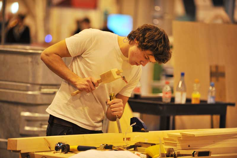 Construction Apprenticeships Reach a Six Year High