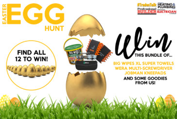 WIN with #TradesTalk's Easter egg hunt