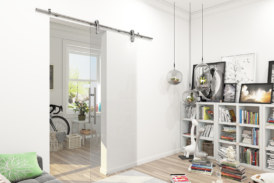 Win an Eclisse Surface Mounted Sliding Door System