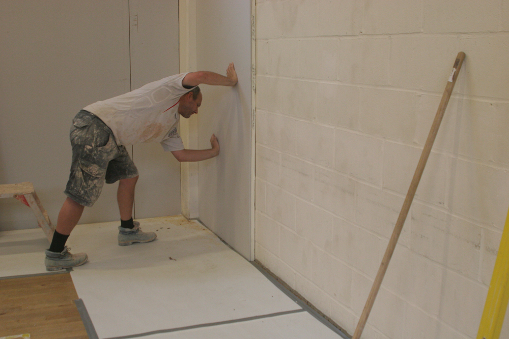 How did plasterboard get so complicated?