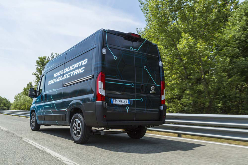 electric ducato