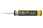 50 to win: Tubes of Sika Everbuild EB25 sealant and adhesive