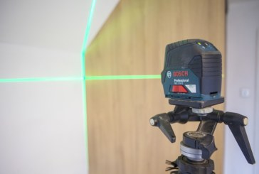 Roger Bisby Takes a Look at Bosch's Green Laser