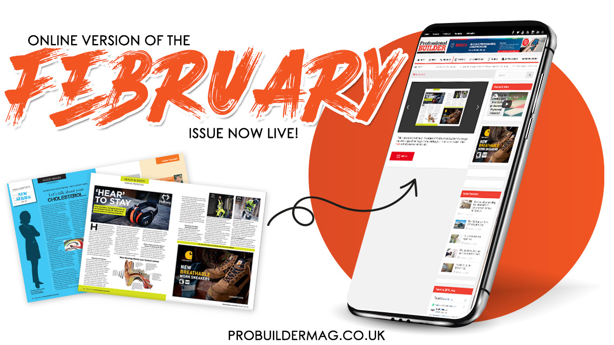 February 2020 issue of Professional Builder now online
