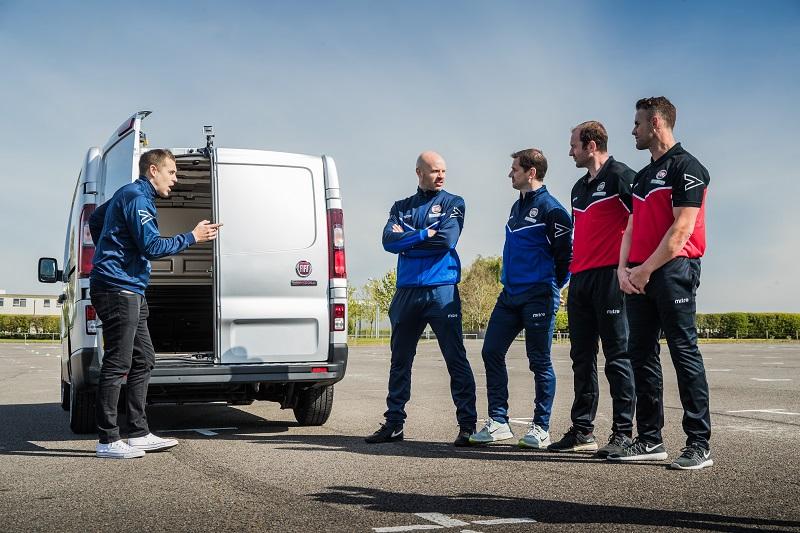 Fiat Fullback Challenge: Football vs. Rugby