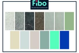 New panel designs from Fibo