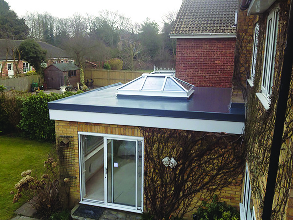 New flat roofing solutions by Stormking
