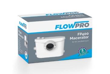 Video overviews of Mark Vitow's FlowPro range of macerators