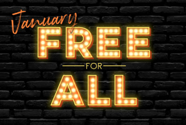 Free for all giveaway January 2020