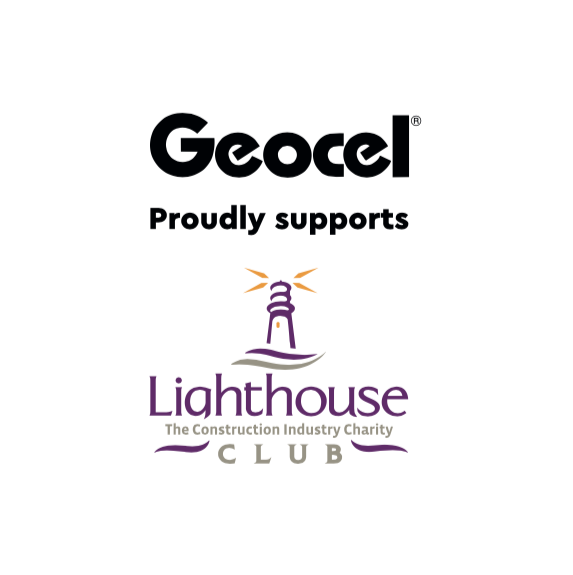 Geocel announces partnership with the Lighthouse Construction Industry Charity