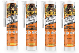 Free-for-All! 35 Tubes of Gorilla Glue Sealant Going