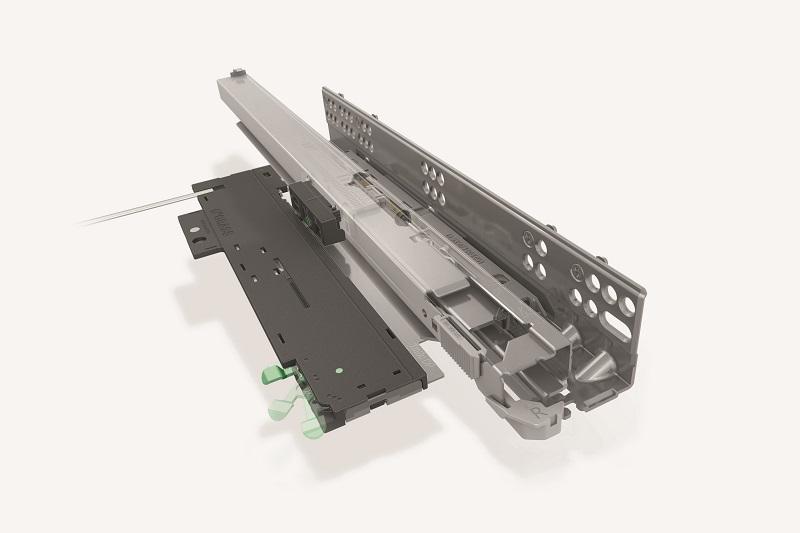 Häfele Brings Dynapro Runner System to Market