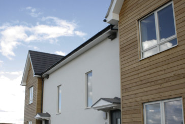 Fassarend timber frame available in UK