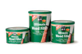 Styrene-free wood filler from Hilton Banks